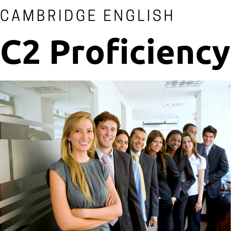 curso proficiency cambridge C2