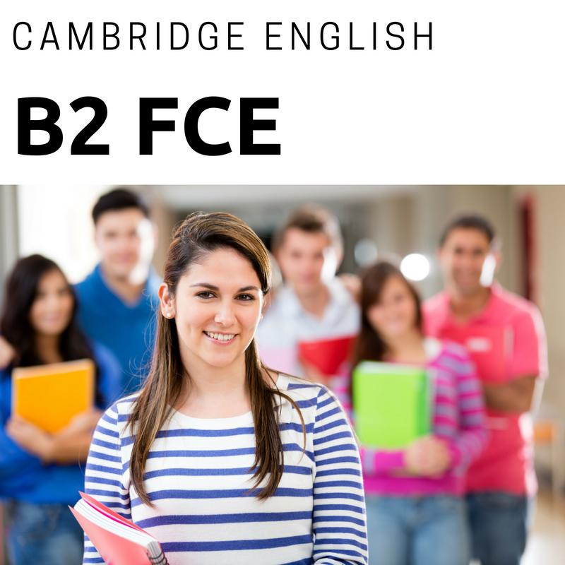 First Cambridge- B2 inglés